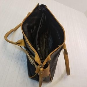 "Vera Pelle Bags - EUC. ""ITALIAN MADE"" Vera Pelle All Leather Tote"